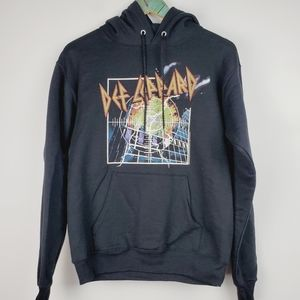 Def Leppard 2020 Bludgeon Riffola Hoodie Pullover